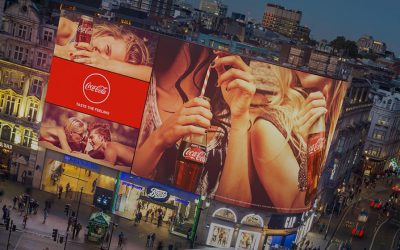 Industry news – Piccadilly billboard, Britain's tourism and Asda Halloween ad