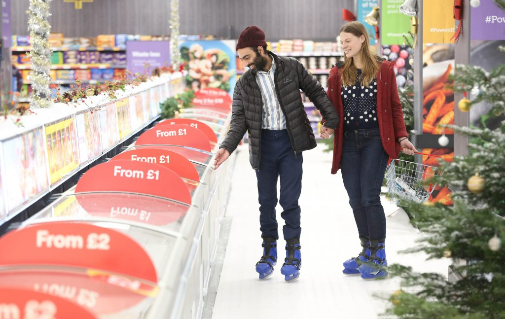 Industry news – UberEat dinner delivery, Iceland opens 'Shopping on Ice' and Sky chief on gambling advertising