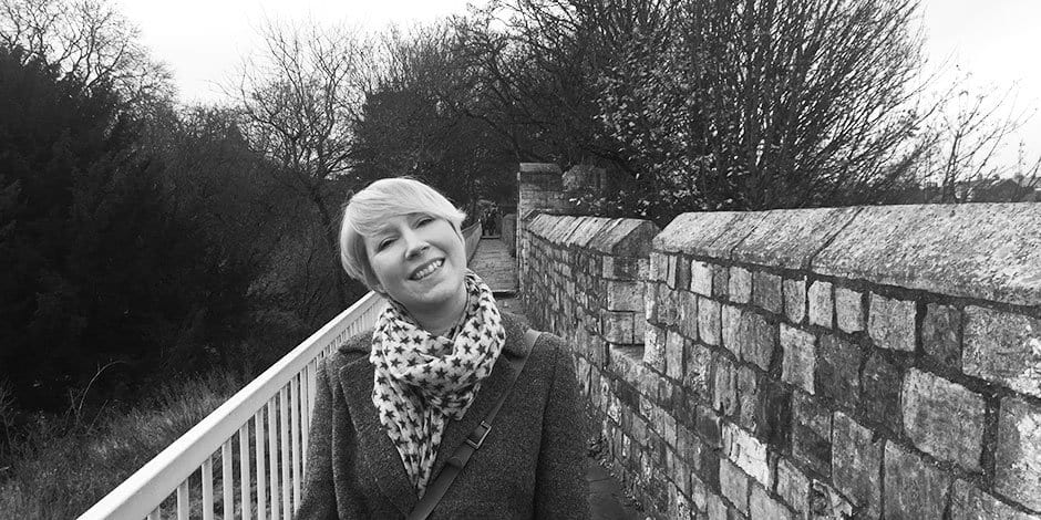Senior PR Manager Louise Carlin has been part of the McConnells' team for over four years.
